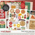 Easy Print: Pizza Day by Blagovesta Gosheva