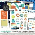 Easy Print: Awesomesauce 1 by Kelly Bangs Creative and Studio Basic