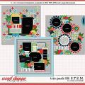 Cindy's Layered Templates - Trio Pack 55: S.T.E.M. by Cindy Schneider