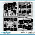 Cindy's Layered Templates - Retake Ten by Cindy Schneider