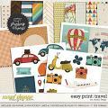 Scrap Your Stories: TRAVEL- EZ PRINT by Studio Flergs
