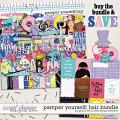 Pamper Yourself: Hair Bundle by Grace Lee and Kelly Bangs Creative