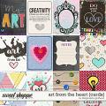 Art from the heart {cards} by Blagovesta Gosheva