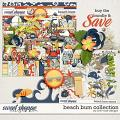 Beach Bum Collection by River Rose Designs