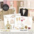 Scrap Your Stories: WEDDING- EZ PRINT by Studio Flergs