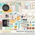 Go.See.Do Easy Print Pack #1 by Studio Basic