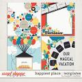 Happiest Place : Templates by Meagan's Creations