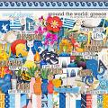 Around the world: Greece by Amanda Yi & WendyP Designs