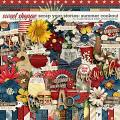 Scrap Your Stories: Summer Cookout - Kit by Studio Flergs and Kristin Cronin-Barrow