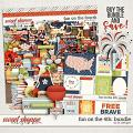 Fun On The 4th: Bundle by LJS Designs