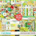 Summerscape Bundle by Studio Basic and Little Butterfly Wings