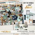 World Traveler : Bundle by Meagan's Creations & Juno Designs