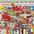 Around the world: Canada by Amanda Yi & WendyP Designs