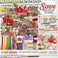 Around the world: Canada - Bundle by Amanda Yi & WendyP Designs