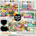Aloha Summer Party Collection by Studio Basic and et designs