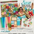 Remember the Magic: POLYNESIAN PRINCESS- COLLECTION & *FWP* by Studio Flergs