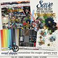 Remember the Magic: GALAXY WARS- COLLECTION & *FWP* by Studio Flergs