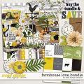 Farmhouse Love Bundle by Kelly Bangs Creative
