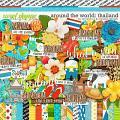 Around the world: Thailand by Amanda Yi & WendyP Designs