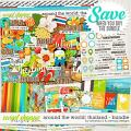 Around the world: Thailand - Bundle by Amanda Yi & WendyP Designs