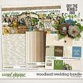 Woodland Wedding Bundle by LJS Designs