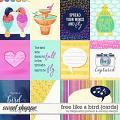 Free like a bird - Cards by Blagovesta Gosheva & WendyP Designs