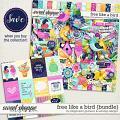 Free like a bird - Bundle by Blagovesta Gosheva & WendyP Designs