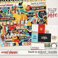 Back To School Bundle by Digital Scrapbook Ingredients