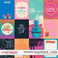 Summer Soundtrack : Cards by Brook Magee & Meagan's Creations