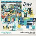 Wake Master Bundle by Dream Big Designs
