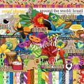 Around the world: Brazil by Amanda Yi & WendyP Designs