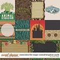 Remember the Magic: ANIMAL KINGDOM- CARDS by Studio Flergs