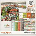 Wild Child Bundle by LJS Designs