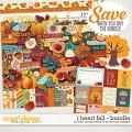 I Heart Fall Bundle by Kelly Bangs Creative and WendyP Designs