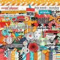 This Week: Monday by Amanda Yi & Meagan's Creations