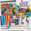 Remember the Magic: ARABIAN NIGHTS- COLLECTION & *FWP* by Studio Flergs