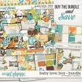 Baby Love {Boy} : Bundle by Meagan's Creations