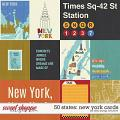 50 States: New York Cards by Kelly Bangs Creative