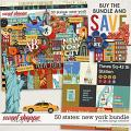 50 States: New York Bundle by Kelly Bangs Creative