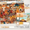 A Crisp Autumn Bundle by Digital Scrapbook Ingredients
