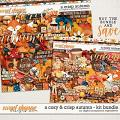 A Cozy and Crisp Autumn Kit Bundle by Digital Scrapbook Ingredients
