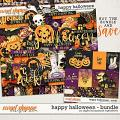 Happy Halloween Bundle by Digital Scrapbook Ingredients