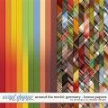 Around the world: Germany - Bonus Papers by Amanda Yi & WendyP Designs