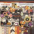 A Haunted Halloween Kit by River Rose Designs