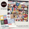 My People: Bundle by Blagovesta Gosheva and Grace Lee