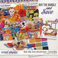 Dia De Los Muertos : Bundle by Meagan's Creations
