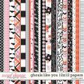 Ghouls Like You: Papers by Traci Reed