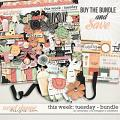This Week: Tuesday - Bundle by Amanda Yi & Meagan's Creations