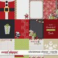 Christmas Cheer : Cards by Meagan's Creations