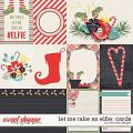 Let Me Take An Elfie: Cards by River Rose Designs